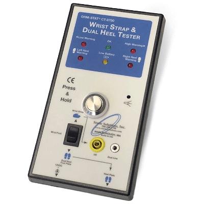 CT-8700 ESD Tester Heel Wrist Strap